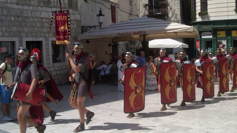 Split Roman Legion - Days of Diocletian