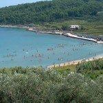 Bilin Zal beach