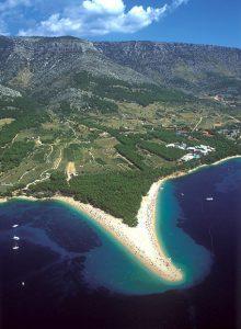 Bol beach