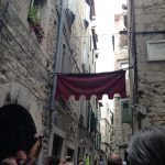 Split city museum - Papalica street