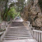 Climbing to Marjan Hill