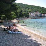 Donja Vala beach in Drvenik