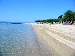 Duce sandy beach
