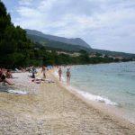 Hotel Alga beach in Tucepi