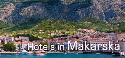 Hotels in Makarska