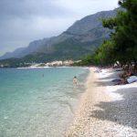 Kamena beach in Tucepi