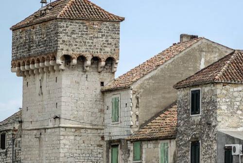 Gomilica castle