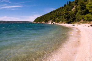 Kasuni pet-friendly beach in Split