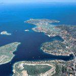 Korcula and Lumbarda islands