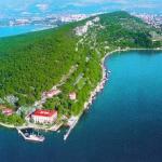 Marjan Hill aerial view