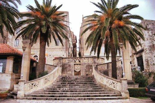 Sea Gate, Korcula