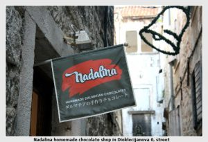 Nadalina chocolate