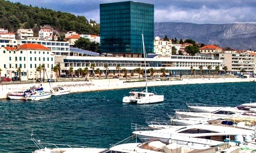 Boat Show in Split location