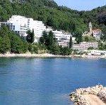 Nimfa hotel in Zivogosce