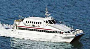 Nona Ana Catamaran