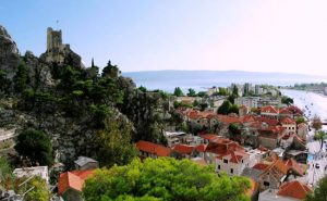 Omis (Omiš), Croatia