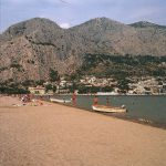 Velika beach in Omis