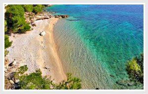 "Bol ""Paklina"" naturist beach"