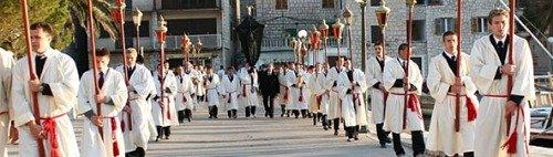 Jelsa Procession event