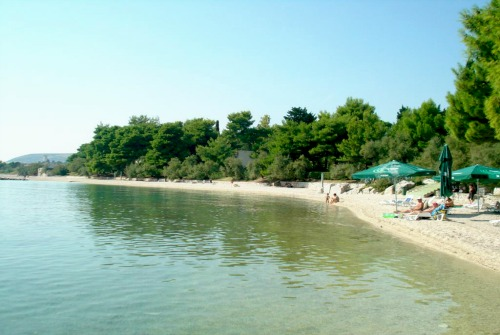 Resnik Kastela beach