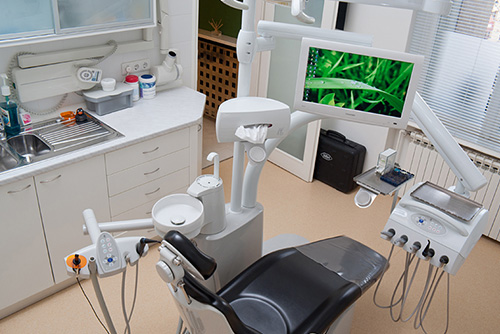 Dental clinic in Split