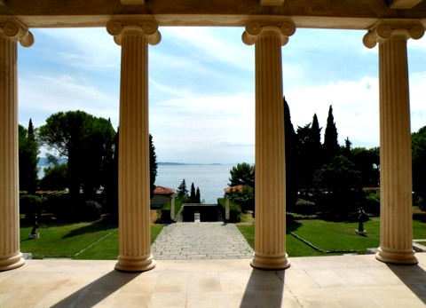 Mestrovic gallery in Split
