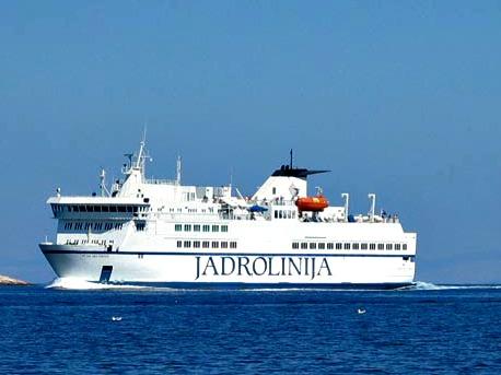 Split to Vis ferry