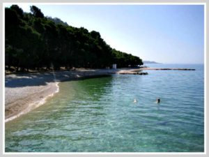 Vrilo Supetar beach