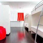 101 Dalmatinac hostel room