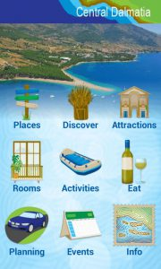 Central Dalmatia Official Travel Guide app