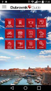 Dubrovnik Guide app