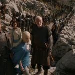 Game of Thrones Klis fortress scene