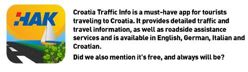 HAK Traffic Info App