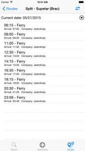 Jadrolinija ferry lines app