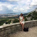 Klis fortress view