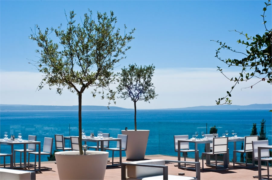 Radisson Blu restaurant in Split