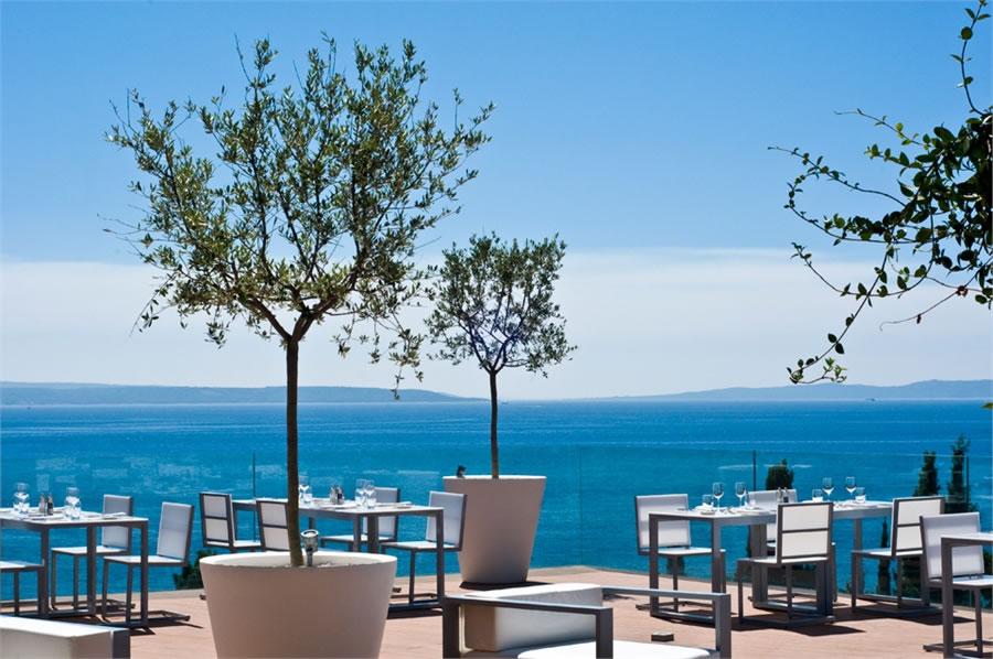 Radisson Blu restaurant in Split