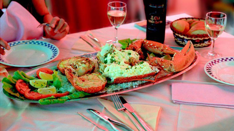 Dalmatian Food - Lobster