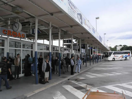 Split bus station (Kolodvor)