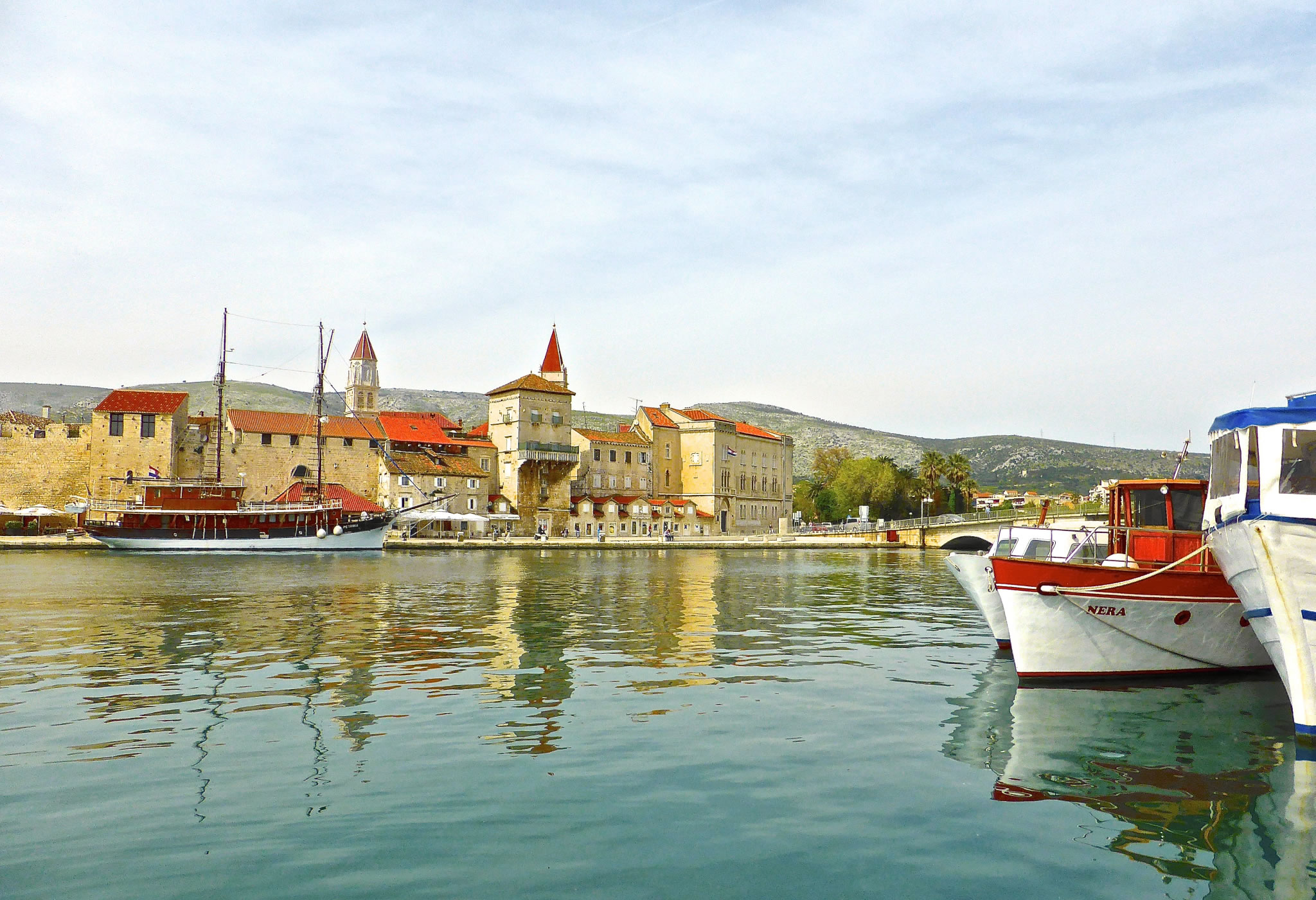 Trogir Riviera Apartments Split Croatia Travel Guide