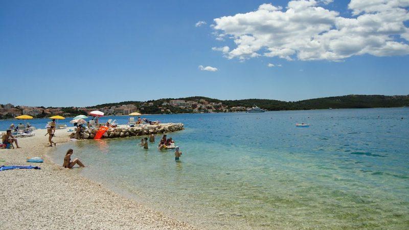 Trogir beaches