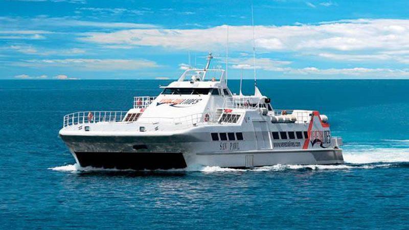 VeneziaLines Catamaran