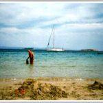 Zaglav beach on Vis