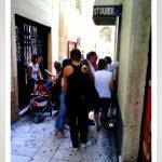 Burek pastry shop