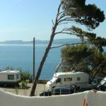 Sirena Camping Site, Split Croatia