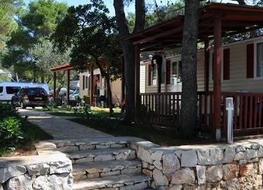 Rozac Camping Site, Split Croatia