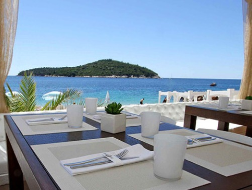 Eastwest Beach Club Restaurant, Dubrovnik