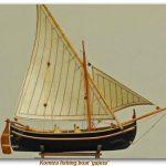 Gajeta fishing boat