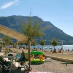 Galeb Camping Site, Split Croatia