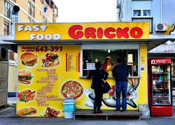 Gricko Fast Food